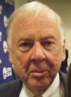 What Is T Boone Pickens Plan For Using Natural Gas