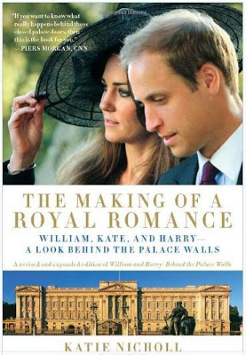 Book-cover-Making-of-a-Royal-Romance - Youth Journalism